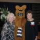 Guests with the Nittany Lion Mascot