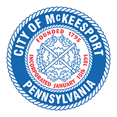City of McKeesport Pennsylvania Crest