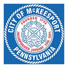 City of McKeesport Pennsylvania Crest