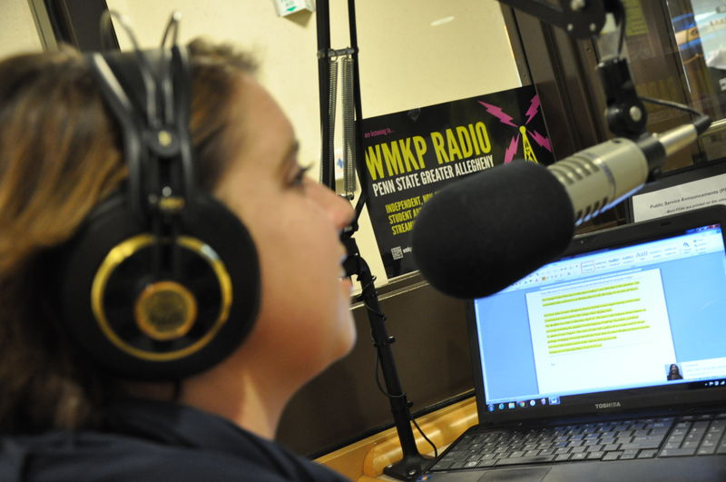 student at mic