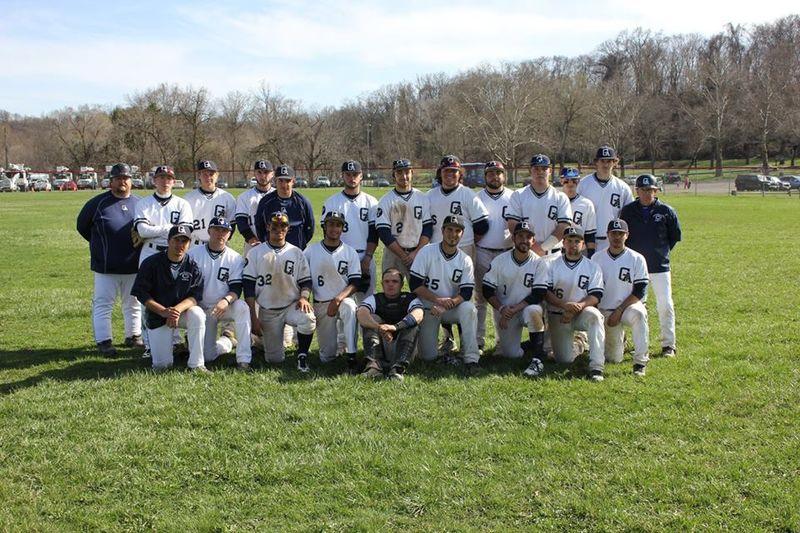 mens baseball team