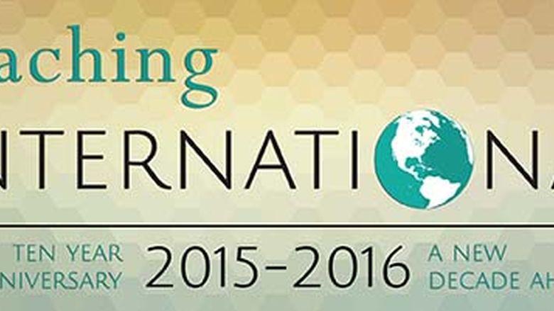 Teaching International logo