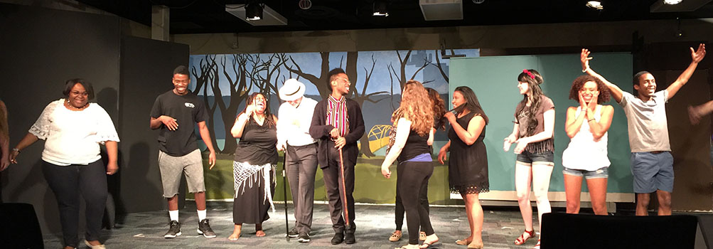 Spring 2016 theatre production