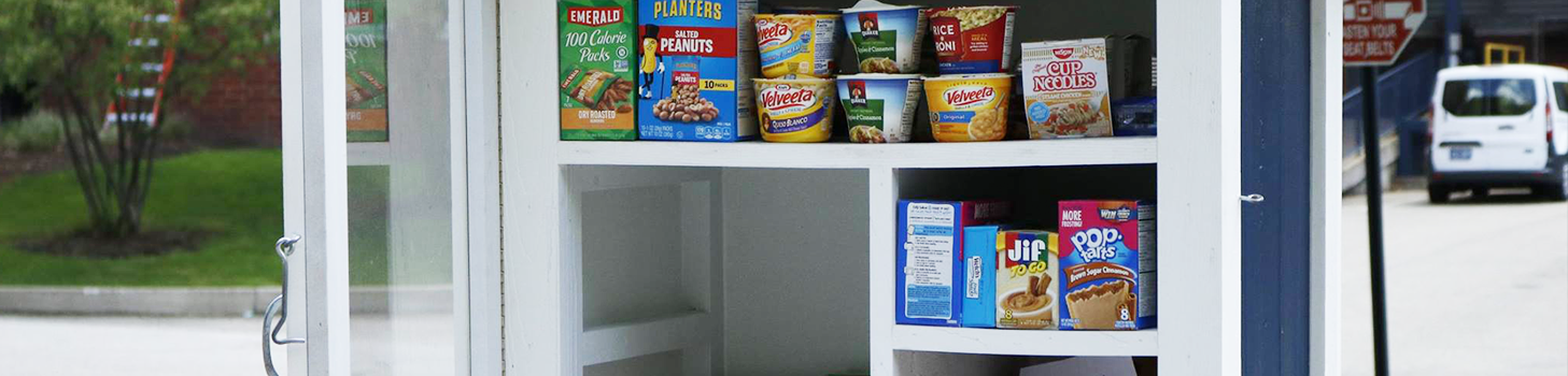 Greater Allegheny Mini Food Pantry
