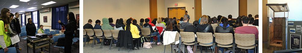 Teaching International events